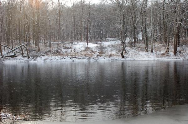 Juanita Creek by Hmccdc