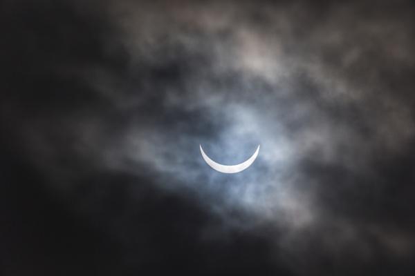 Glastonbury eclipse by livinglevels