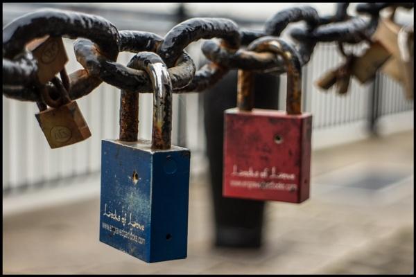 Love Locks by bwlchmawr