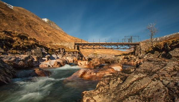 River Etive by CameronCamera