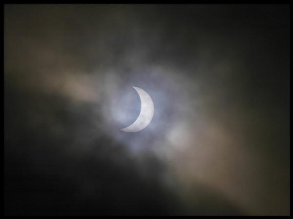 Solar Eclipse by buddiePhotographer