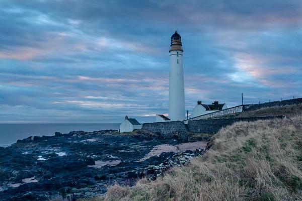 Scurdie Ness Lighthouse 2 by billmyl