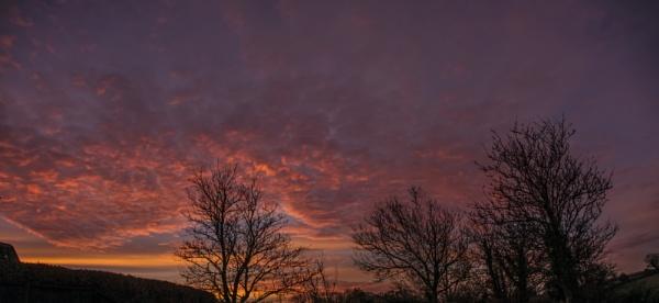 Sunrise by Tianshi_angie