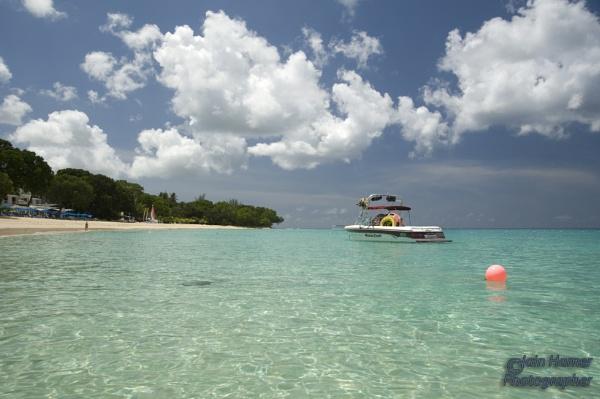 Barbados Sea and Sky by IainHamer