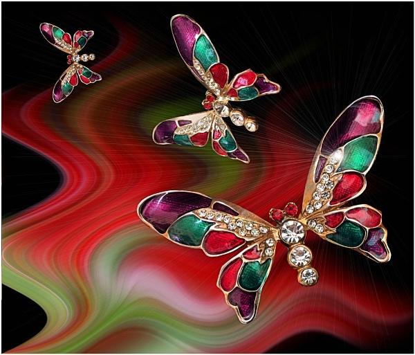 Butterfly Fantasy 10 by pamelajean
