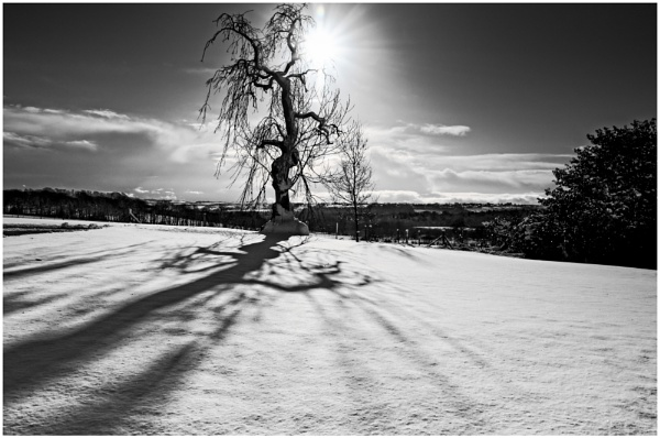 Weardale Winter View by SosFM