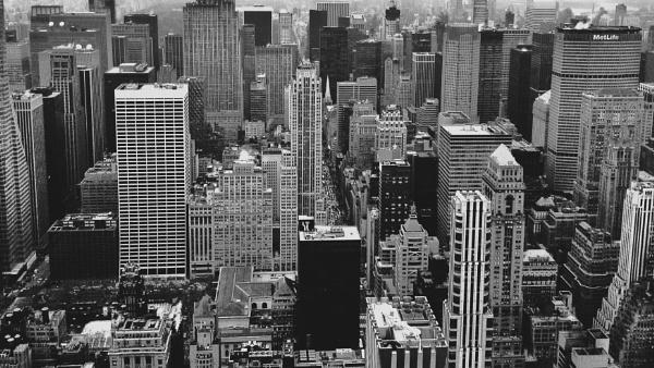 Manhattan Skyline by andy3671