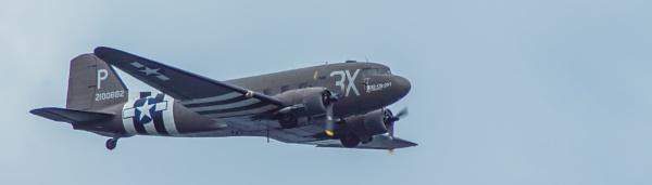 Douglas C-47A Skytrain - Dakota - Drag-Em-Oot by Gordonsimpson