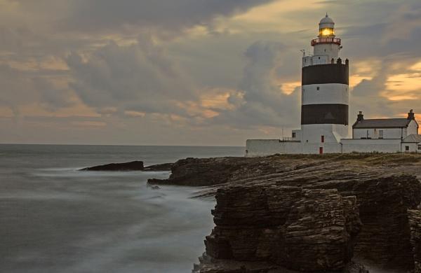 Hook Lighthouse 1 by mondmagu