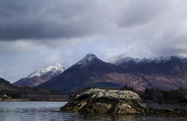 View from Loch Linnhe by Irishkate