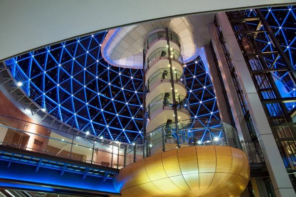victoria square shopping  centre by williamsloan