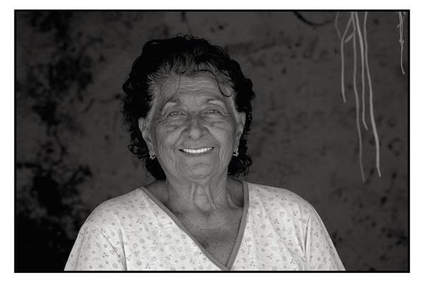 Una sonrisa divina. by GBauer