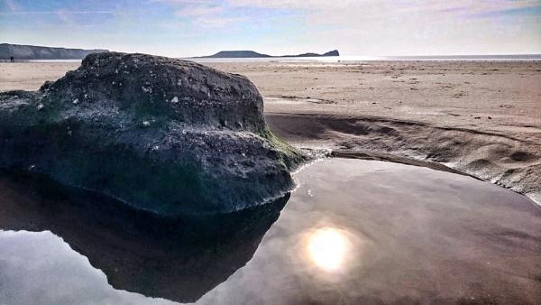 Little rock big rock by notsuigeneris