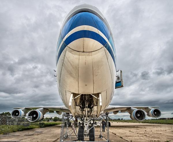 Boeing 747 by carper123