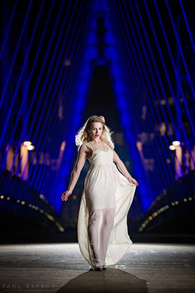 Bridal Fashion by paulbaybutphotography
