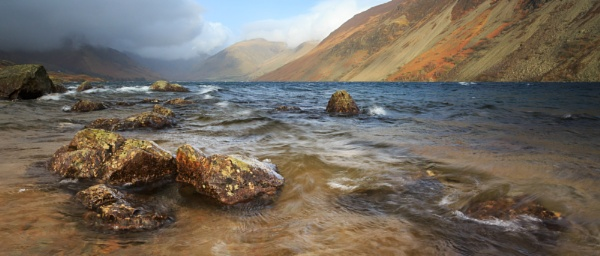 Turbulent Wast Water by Philpot
