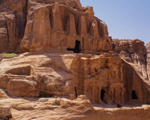 At Petra by RobertTurley