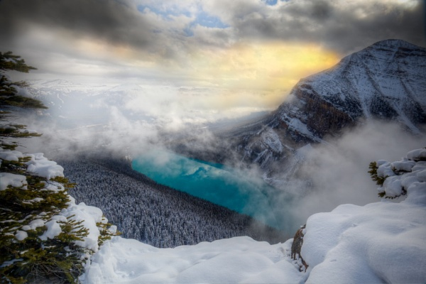 Lake Louise by pgoodwill