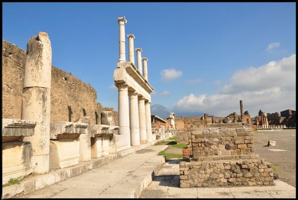 pompeii by mrtower