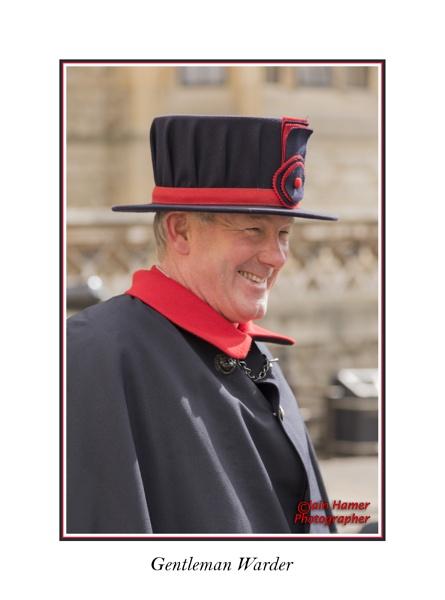 Gentleman Warder by IainHamer
