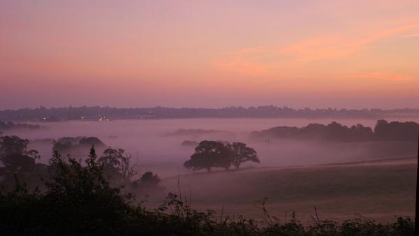 Ryde at sunrise by Ian Pratt