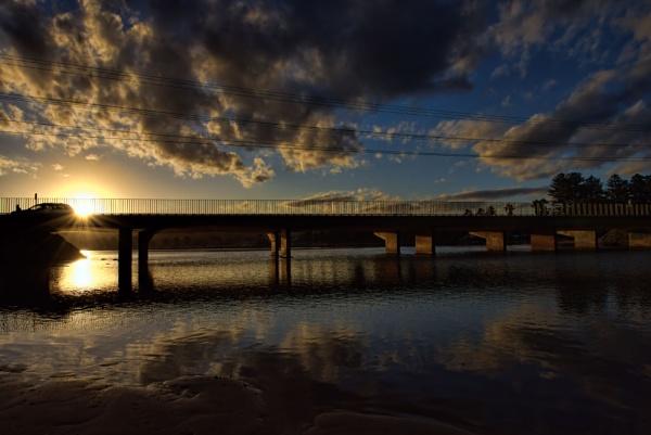 The Bridge at Narrabeen by jonathanbp