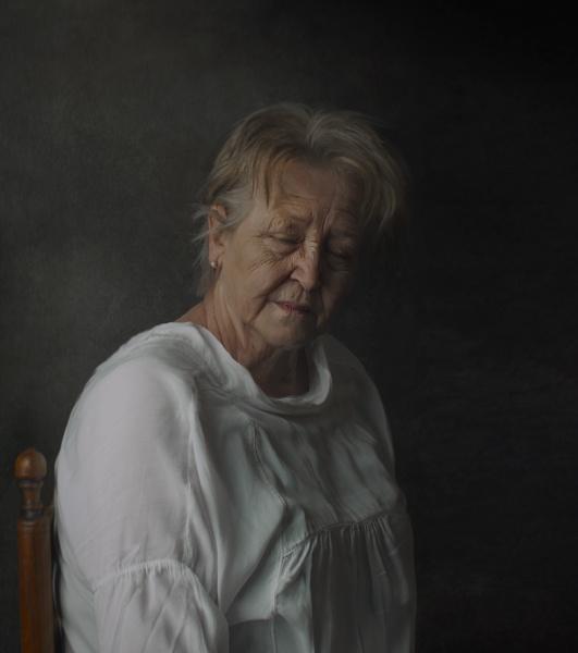 Hendrickje II by DeLone