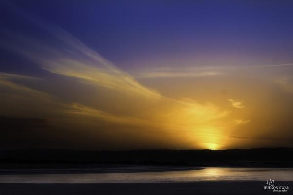 Mounts Bay Sunset by sunsetskydancer