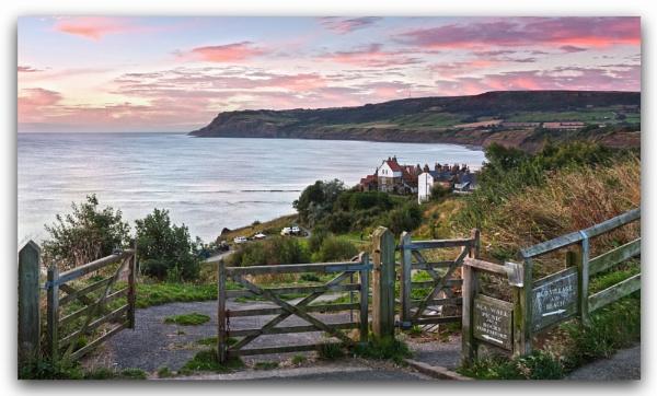 Morning at Robin Hoods Bay by YorkshireSam