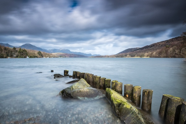 Coniston from Waterpark by robs