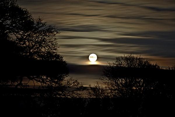 Mystic Moon by Petemoyes