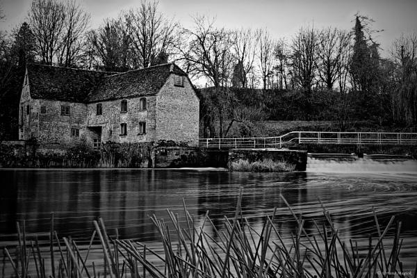 Sturminster Mill. by UrbaneMagick