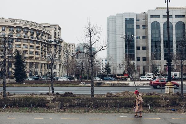 Bucharest by JaHa