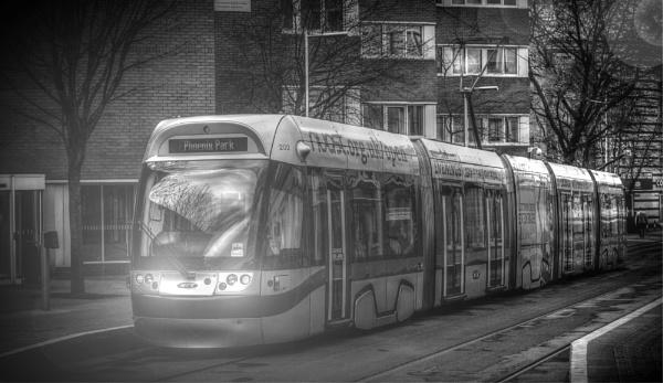 City Transport. by martfaulkner