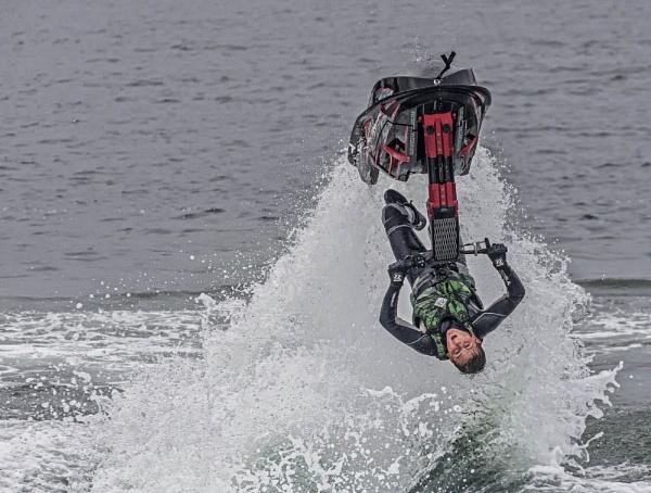 Jet Ski by HUFC