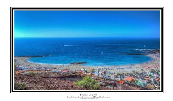 Playa De La Vistas by MunroWalker