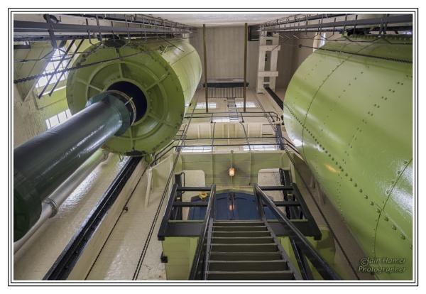 Tower Bridge machinery by IainHamer