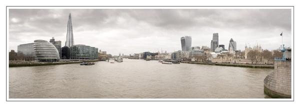 The Thames by IainHamer