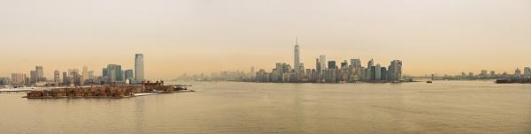 NewYork Dawn by pmaclll