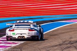 Porsche at Paul Ricard