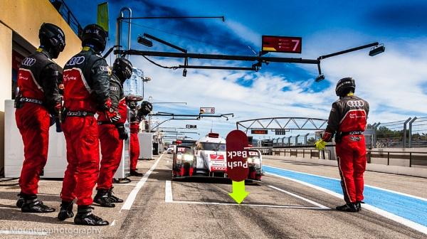 Audi LMP1 by Mounters