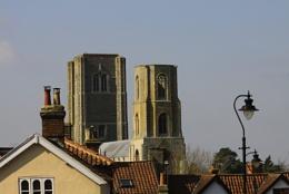 Lamp & Towers.