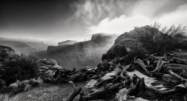 Dreams of Canyonland by mlseawell