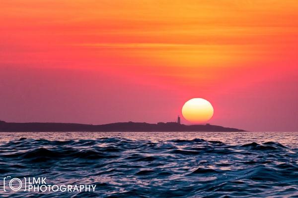 Inishowen Sunset by LMK_Photography