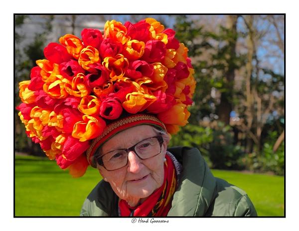 Flower Hatter by hegophoto