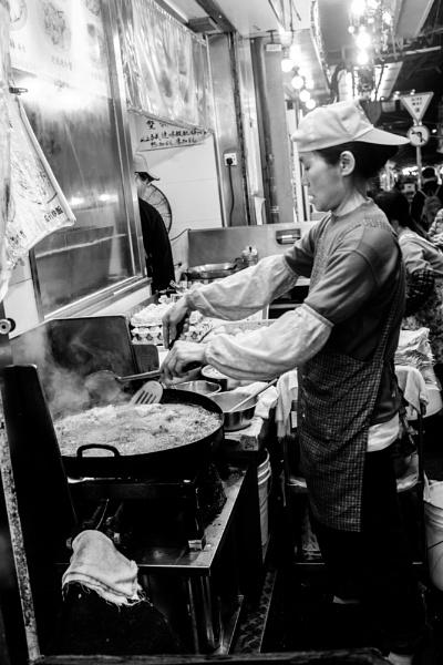 Street Chef by JohnnyG