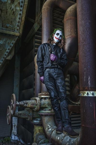 Joker by JonDeaPhotography