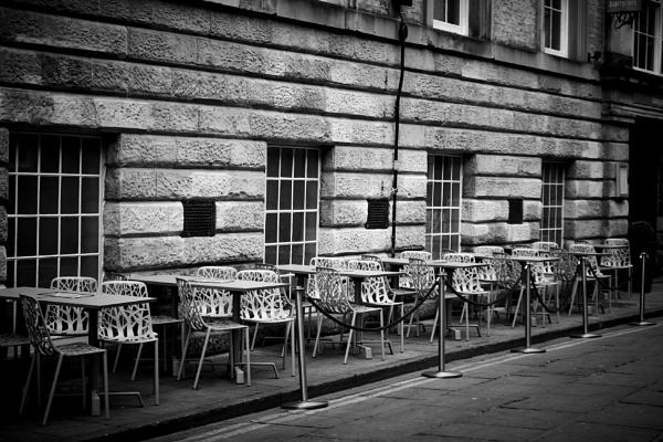 Cafe, York by eskimo