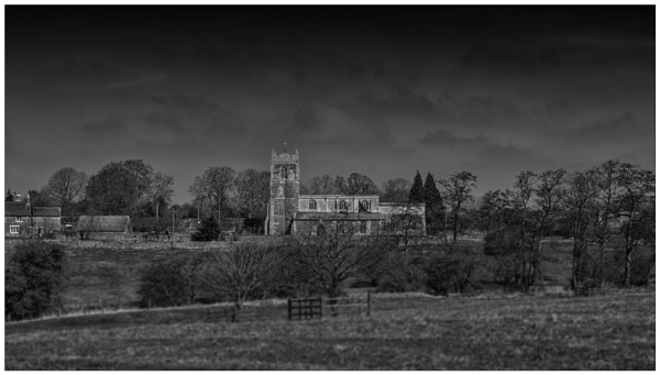 Edmondthorpe Church by Stevecarr2010