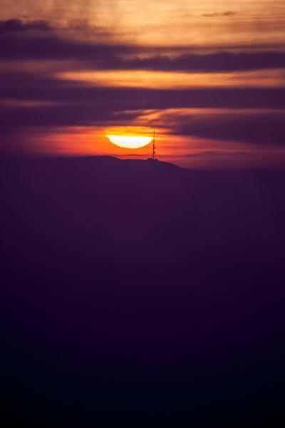 Morning blaze by Akif